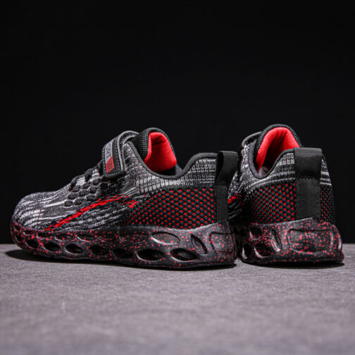 Kids Active Sneakers Boys Girls Trainer Shoes 14