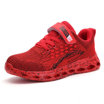 Kids Active Sneakers Boys Girls Trainer Shoes