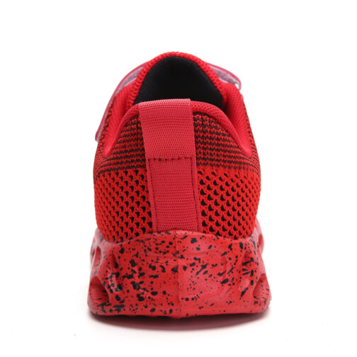 Kids Active Sneakers Boys Girls Trainer Shoes 26