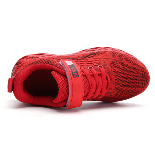 Kids Active Sneakers Boys Girls Trainer Shoes 27