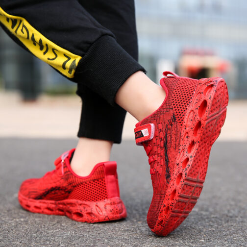 Kids Active Sneakers Boys Girls Trainer Shoes 52