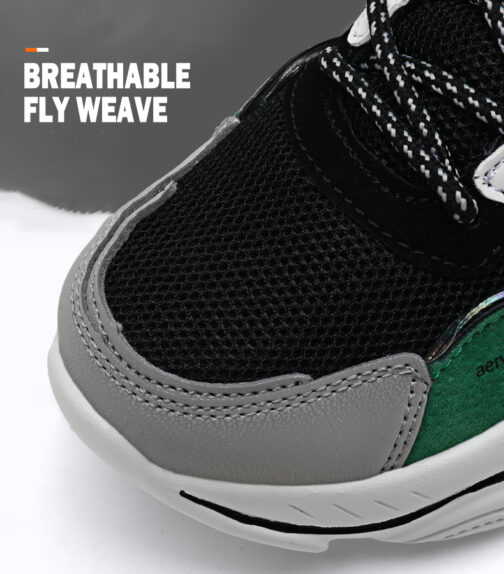 Kids Bright Sneakers Boys Girls Trainer Shoes 49