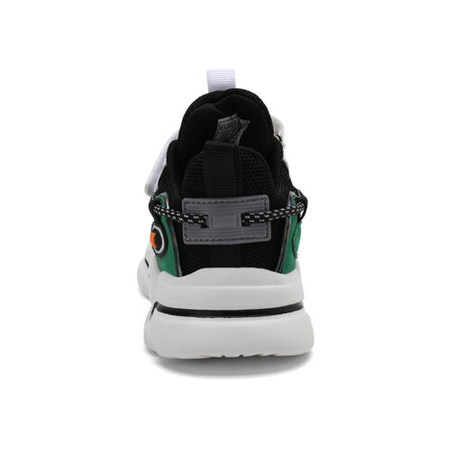 Kids Bright Sneakers Boys Girls Trainer Shoes 5