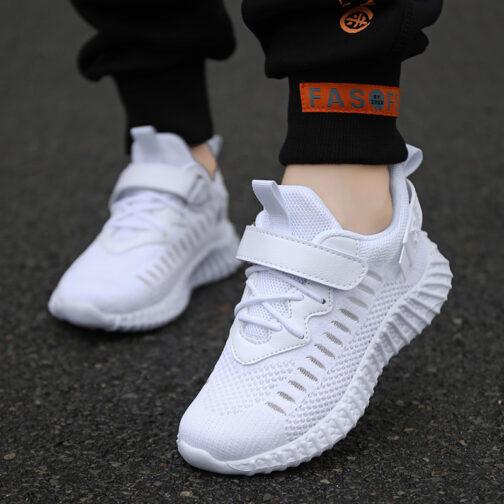 Kids Bumblebee Sneakers Boys Girls Trainer Shoes 48