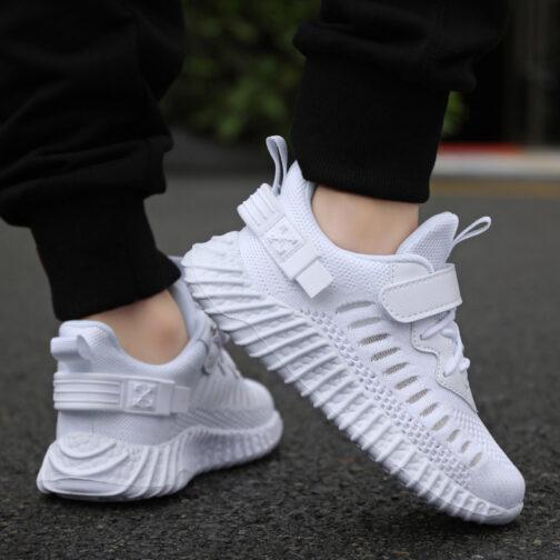 Kids Bumblebee Sneakers Boys Girls Trainer Shoes 49