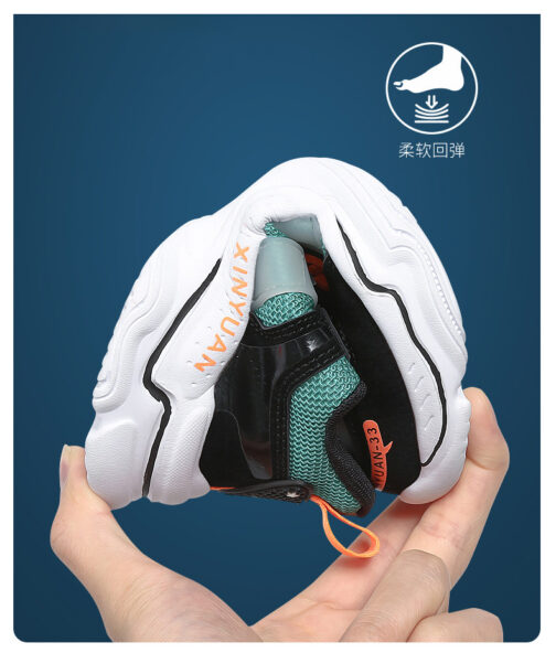 Kids CZX Sneakers Boys Girls Trainer Shoes 59