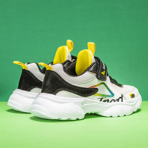 Kids Clever Sneakers Boys Girls Trainer Shoes
