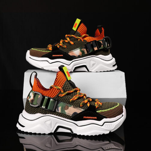 Kids Sneakers Boys Girls Trainer Shoes