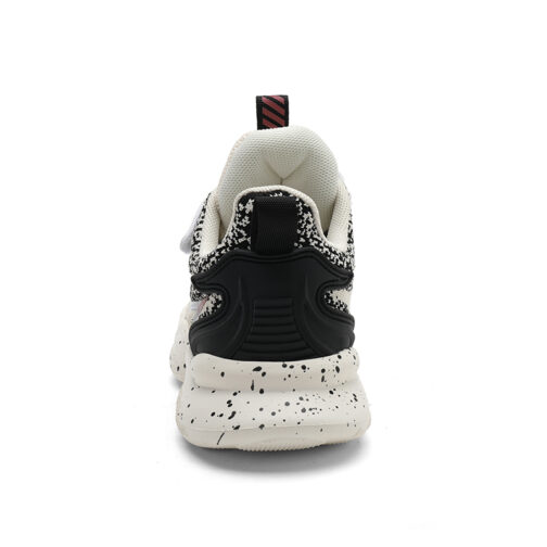 Kids Flame II Sneakers Boys Girls Trainer Shoes 5