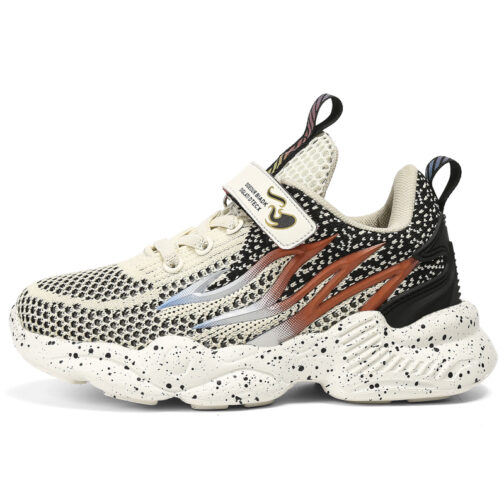 Kids Flame Sneakers Boys Girls Trainer Shoes 13