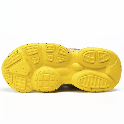 Kids Flame Sneakers Boys Girls Trainer Shoes 6