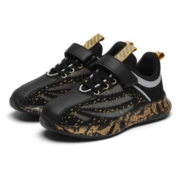 Kids Honeybee Sneakers Boys Girls Trainer Shoes