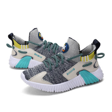 Kids Knight Sneakers Boys Girls Trainer Shoes