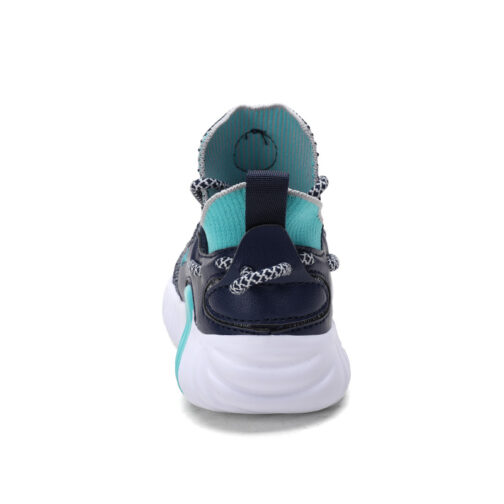 Kids Knight Sneakers Boys Girls Trainer Shoes 4
