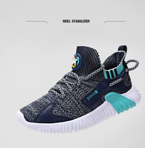 Kids Knight Sneakers Boys Girls Trainer Shoes 46