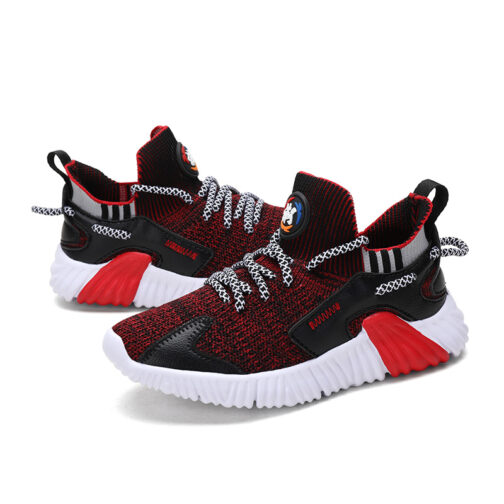 Kids Knight Sneakers Boys Girls Trainer Shoes 8