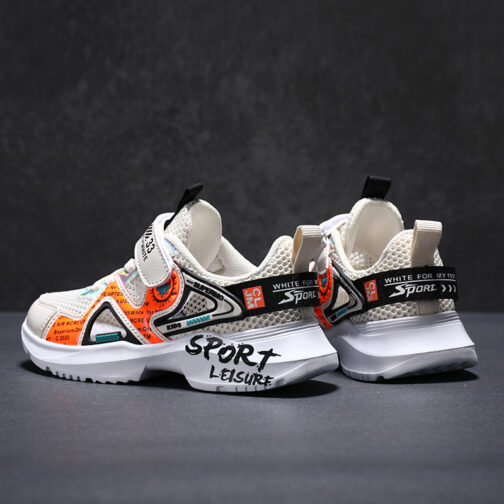 Kids Leisure Sneakers Boys Girls Sandals Trainer Shoes