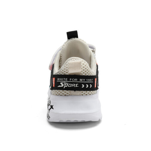 Kids Leisure Sneakers Boys Girls Sandals Trainer Shoes 5