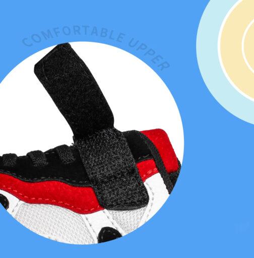 Kids Panda Sneakers Boys Girls Trainer Shoes 3