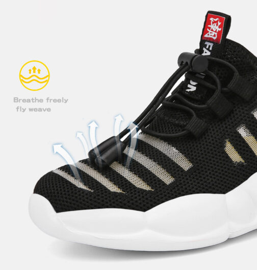 Kids Pretty Sneakers Boys Girls Trainer Shoes 1