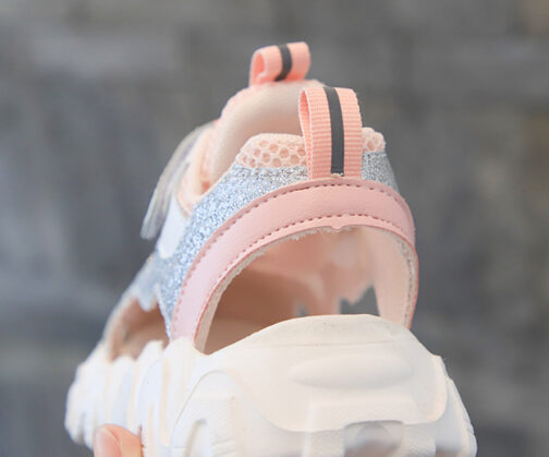 Kids Sneakers Boys Girls Sandals Trainer Shoes 16