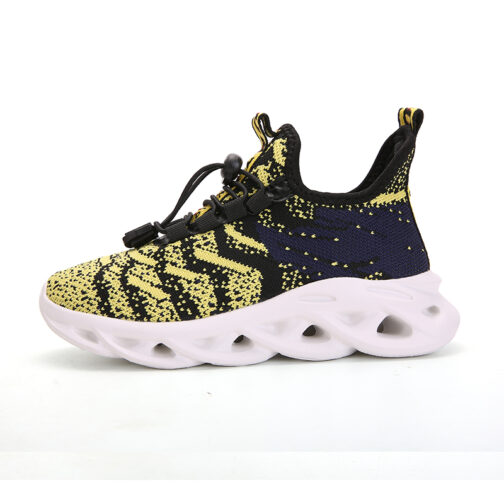 Kids Tiger Sneakers Boys Girls Trainer Shoes