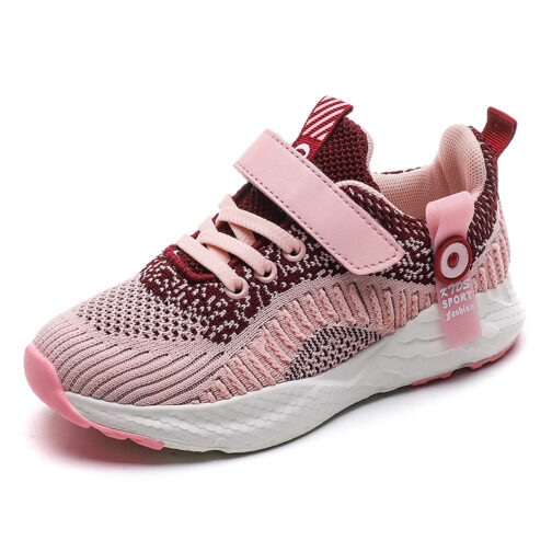 Kids Challenger Sneakers Boys Girls Trainer Shoes