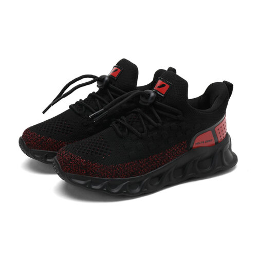 Kids Dynamic Sneakers Boys Girls Trainer Shoes