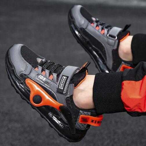 Kids EST 499 Sneakers Boys Girls Sandals Trainer Shoes 20