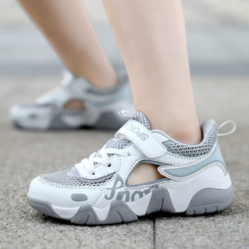 Kids Forward Sneakers Boys Girls Sandals Trainer Shoes