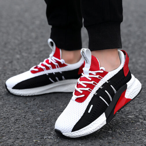 Kids Honor Sneakers Boys Girls Trainer Shoes 25