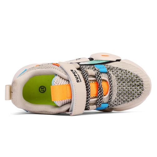 Kids MZL Sneakers Boys Girls Trainer Shoes 7