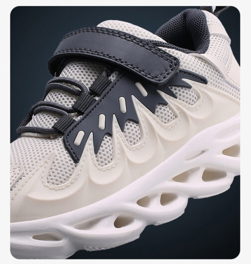 Kids Wave Sneakers Boys Girls Trainer Shoes 38