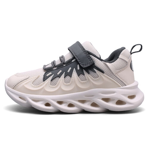 Kids Wave Sneakers Boys Girls Trainer Shoes