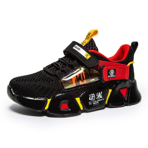 Kids lively Sneakers Boys Girls Sandals Trainer Shoes