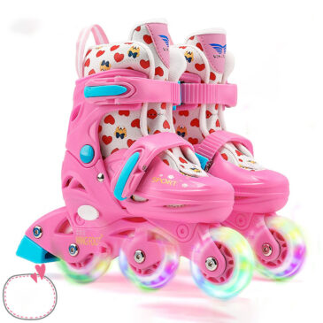 Children's Inline & Roller Skating