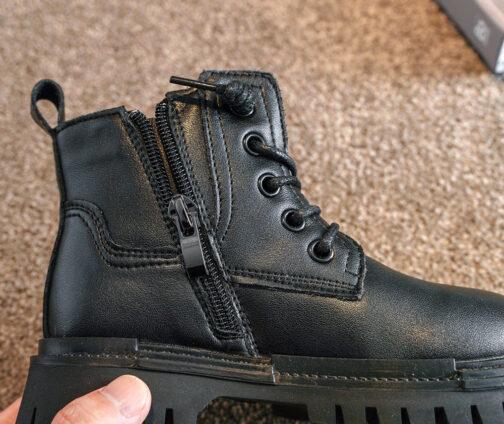 Boys Girls Kids Brave Boot