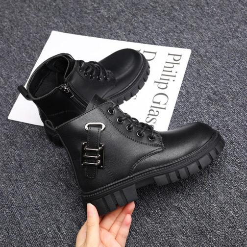 Boys Girls Kids Bright Boot