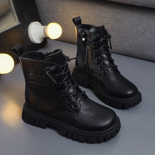 Boys Girls Kids Curious Boot