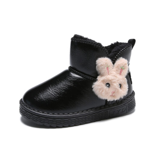Boys Girls Kids Snow Boots Winter Shoes