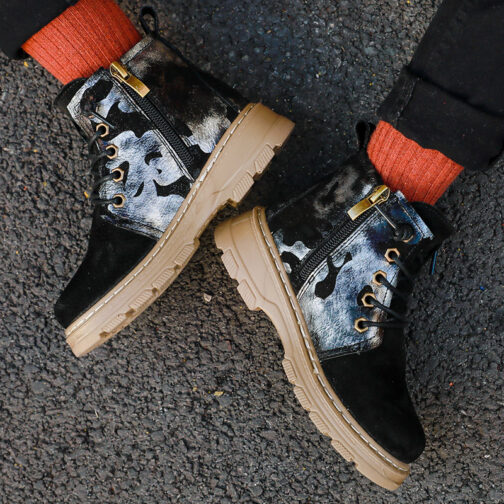 Kids Boys Challenger Snow Boots Winter Shoes