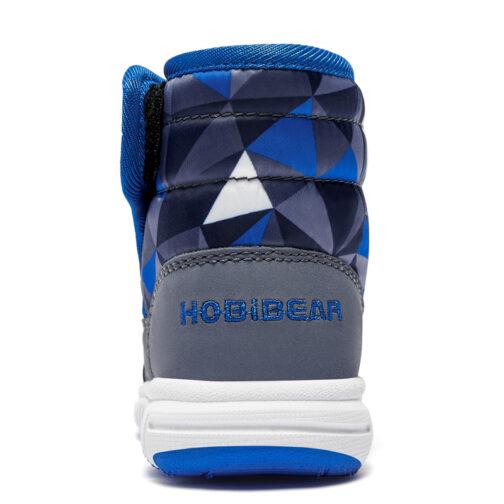 Kids Boys Girls Snow Boots Waterproof Slip Resistant Winter Shoes 41
