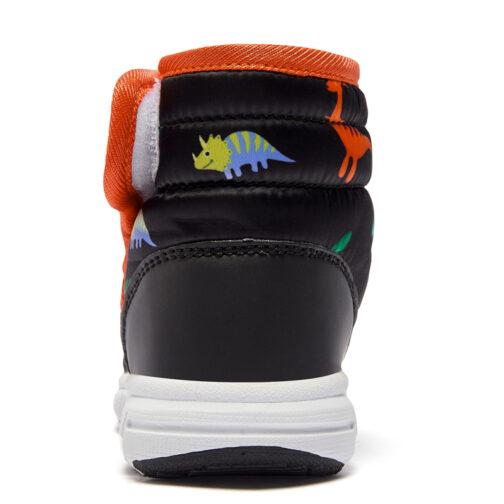 Kids Boys Girls Snow Boots Waterproof Slip Resistant Winter Shoes 47