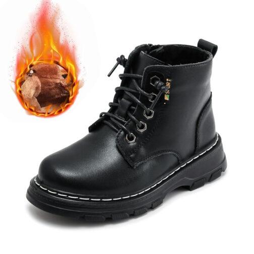 Kids Boys Waterproof Classic Snow Boots
