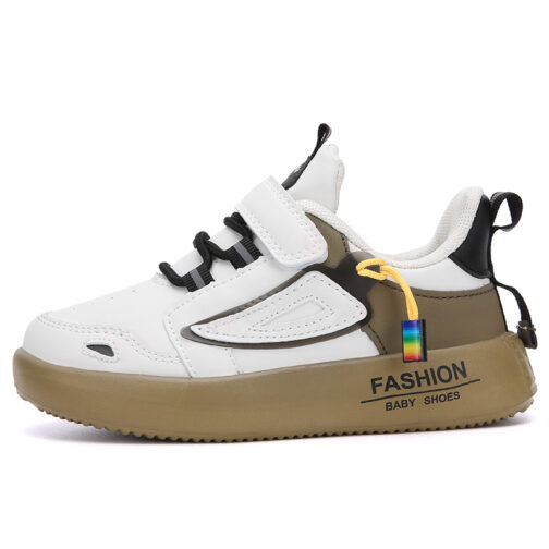 Kids Luck Star Sneakers Boys Girls Trainer Shoes