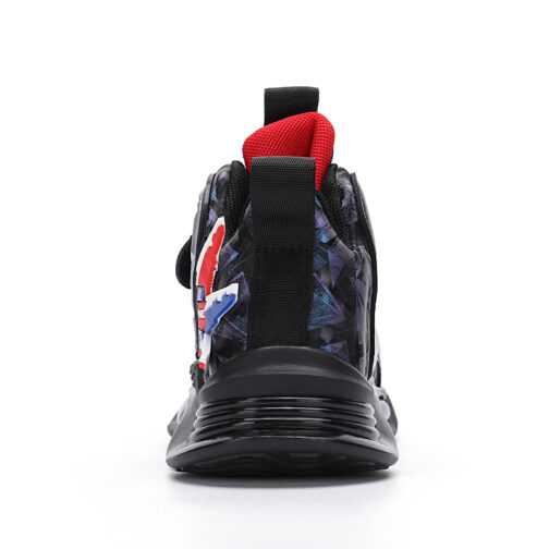 Kids Sci Fi Sneakers Boys Girls Trainer Shoes 7
